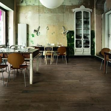 Keramiek tegels 25x150x1 cm Woodz Arianna brown