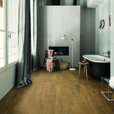 Keramiek tegels 25x150x1 cm Woodz Arianna naturel