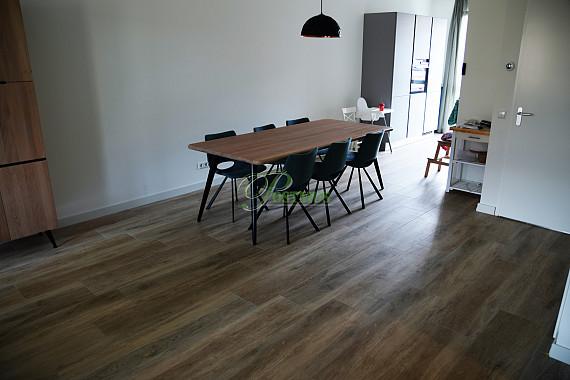 Onderhoudsarme houtlook binnenvloer