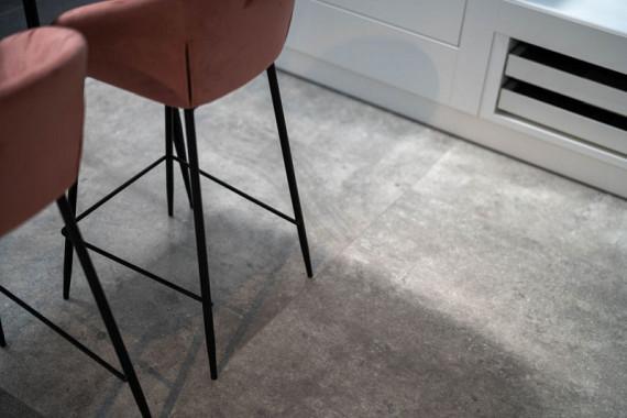 Keramiek tegels Piet Boon 120X120 Giant Grey afbeelding 3